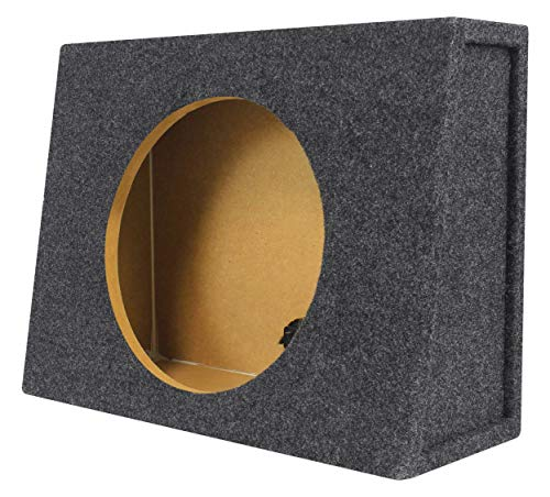 Rockville Shallow Box Enclosure for Rockford Fosgate P3SD2-12 12