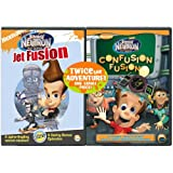 The Adventures of Jimmy Neutron Boy Genius:  Jet Fusion / The Adventures of Jimmy Neutron Boy Genius:  Confusion Fusion 2-Pack