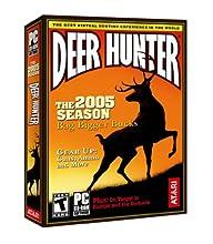 Deer Hunter The 2005 Season (PC CD-ROM), Product #25626J