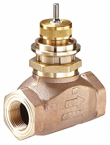 Johnson Controls Globe Valve, 2-Way, NC, 3/4 In, (F) NPT Includes Valve Only VG7441LT - 1 Each