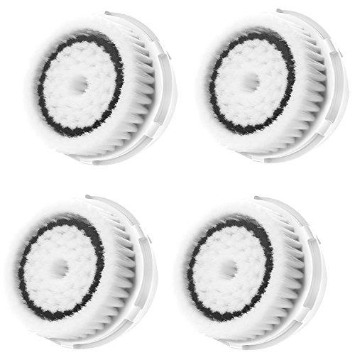 Sensitive Cleansing Brush Head Pack