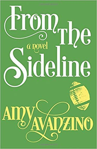 Blog Tour: From the Sideline – Amy Avanzino