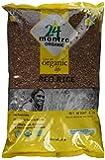 Organic Red Rice - ★ USDA Certified Organic - ★ European Union Certified Organic - ★ Pesticides Free - ★ Adulteration Free - ★ Sodium Free - 4 Lbs - 24 Mantra Organic