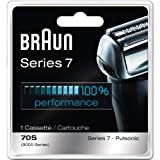 Braun Series 7 Combi 70S Cassette Replacement (Formerly 9000 Pulsonic)-Value Pkg (2 Refills)
