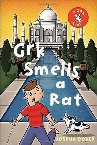 book cover of Smells a Rat!
