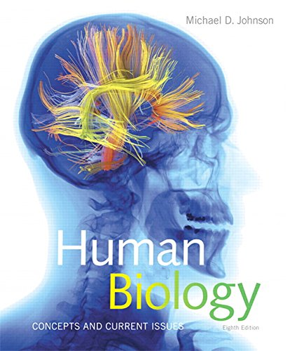 134042433 - Human Biology: Concepts and Current Issues (8th Edition)