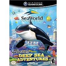 SeaWorld Adventure Parks Shamu's Deep Sea Adventure - Gamecube