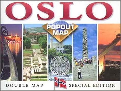 __FULL__ Oslo Popout Map (Popout Maps). gitna Sunday tanto Carga Organos acerca