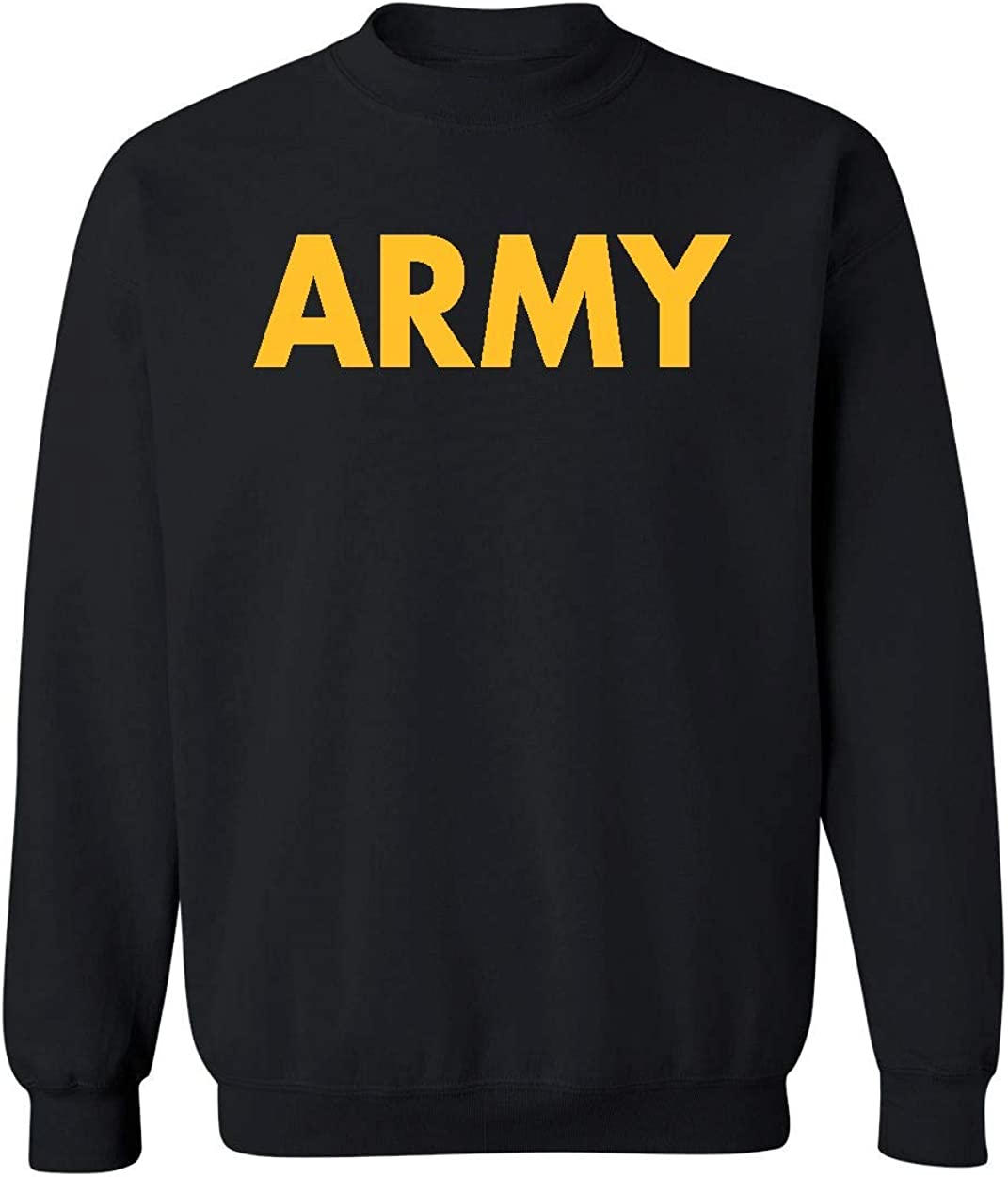 US Military Gear Army Training PT Crewneck Sweatshirt