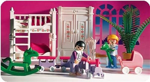 Playmobil 5301 ebay for Kinderzimmer playmobil