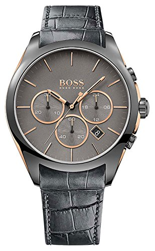 Hugo Boss Onyx 1513366 Men's watch Bi-Colour Case