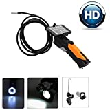 Flylinktech 2.0 Mega Pixels HD 720P Wifi Waterproof Endoscope 8.5 mm Dia 6