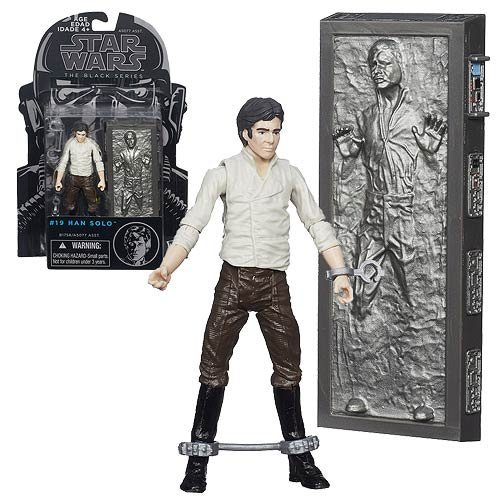 Han Solo In Carbonite - 7
