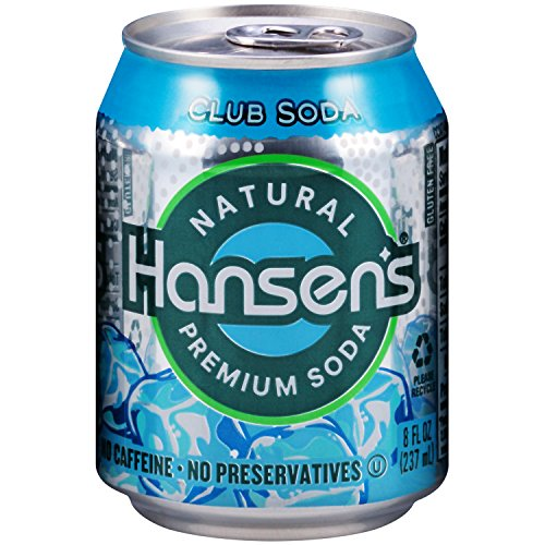 hansens-club-soda-8-ounce-pack-of-24