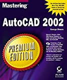 img - for Mastering AutoCAD 2002 Premium Edition book / textbook / text book