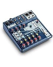 Soundcraft Notepad -5 - Mezclador analógico (tamaño pequeño)