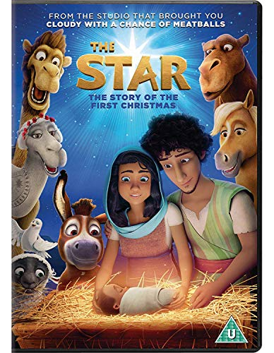 The Star [DVD] [2017]