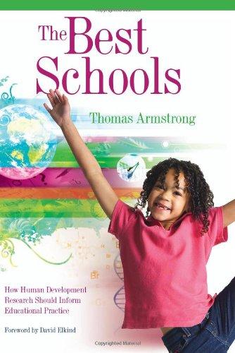 The Best Schools: How Human Development Research