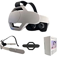 dethinton Head Strap for Oculus Quest 2 with Head Cushion, Adjustable Head Strap Replacement for Oculus Quest 2 Elite…
