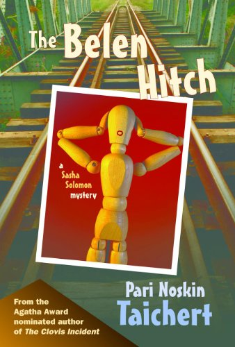 The Belen Hitch (Sasha Solomon Mysteries)