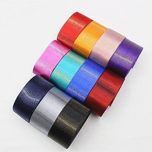 Grosgrain Ribbon 38mm Grosgrain Ribbon Printing 16728-12F1, 38mm Flash Printed Grosgrain Ribbon, Accessories Webbing, DIY Handmade Materials, (Random)