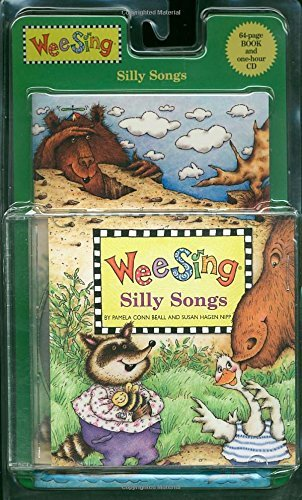 Wee Sing Silly Songs (Book & CD) by Pamela Conn Beall (2006-03-16)