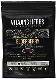 Elderberry Extract Powder (Sambucus) (4oz - 114gm) 20:1 CONCENTRATION