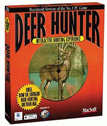 Deer hunter arcade machine for sale