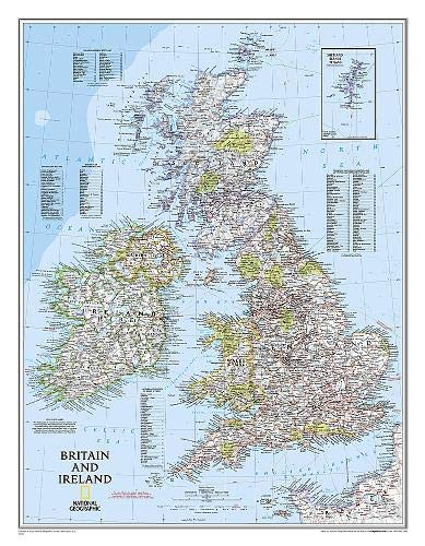 map british isles - 1