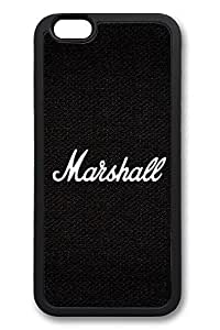 6 Case, iPhone 6 Case Marshall Amp TPU Silicone Gel Back Cover Skin Soft Bumper Case Cover for Apple iPhone 6 by Maris's Diaryby Maris's Diary