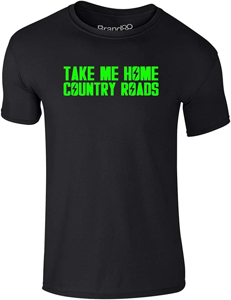 Brand88 - Take Me Home, Adults T-Shirt