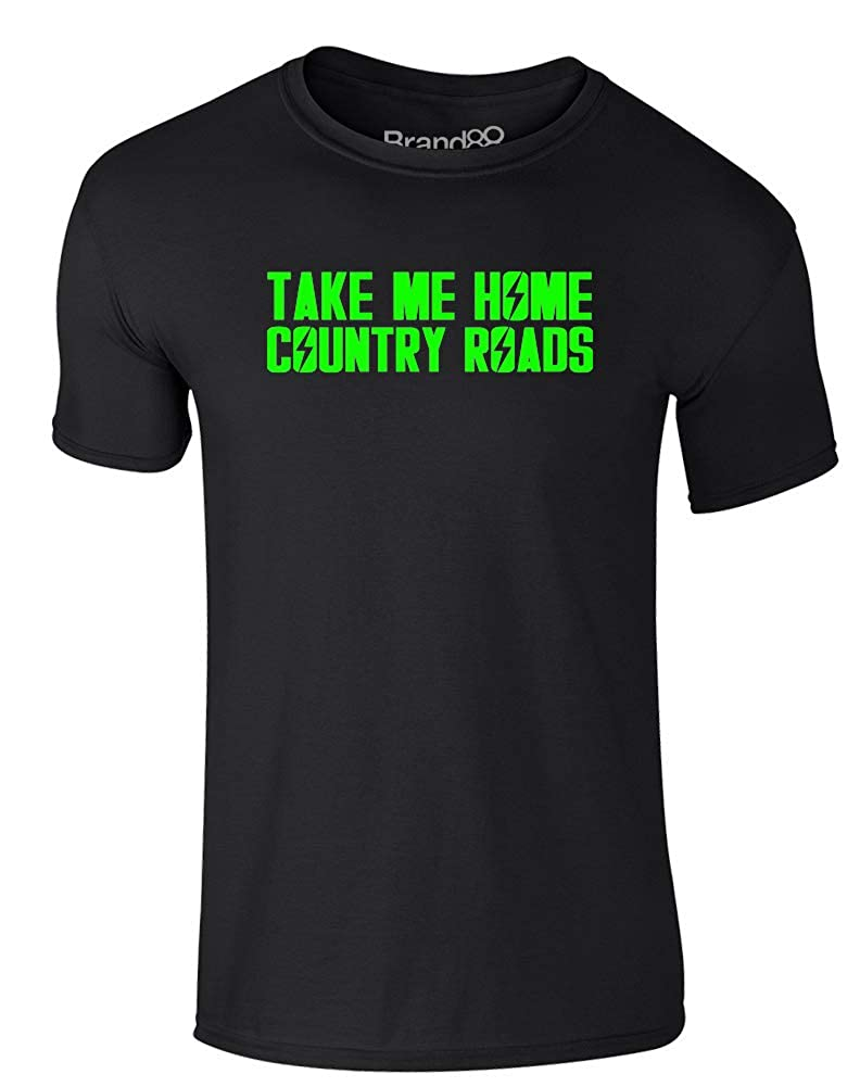Brand88 - Take Me Home, Adults T-Shirt SS030_CH011