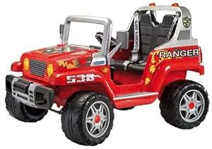 Peg Perego Jeep Ranger 538 - Jeep eléctrico (12 V)