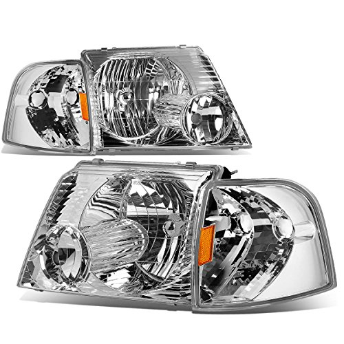 04 explorer headlight assembly - 5