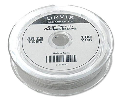 Orvis Gel-Spun Backing/Only 35-lb, 200 Yds.