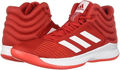 2018 Pro Homme hi white Scarlet res Adidas Spark Red dEqUwd7