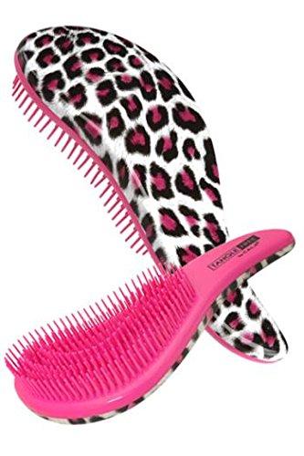 hair brush leopard - 4