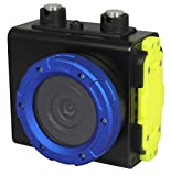 Powpro Underwater Camera, Pcam PP-SV502 Wifi Waterproof Camera with 120 Degree Angle Diving 10M Camera