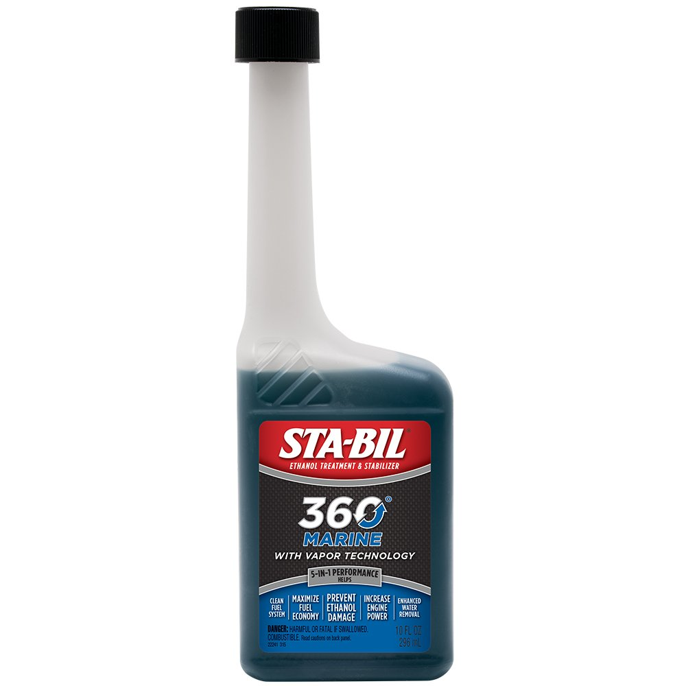 STA-BIL 360 22241-12PK Marine with Vapor Technology, 10 oz. (Pack of 12)