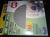 ShopSmith 5 Inch Sander Disc Value Pack 15 Discs P80 P120 P220, # 12058