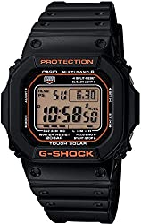 CASIO G-SHOCK Tough Solar Radio Controlled MULTIBAND 6 GW-M5610R-1JF (Japan Import)