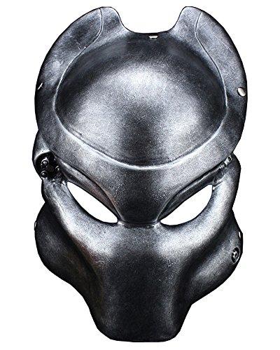 AVP Alien vs Predator Mask Halloween Resin (The Purge Mask Replica)