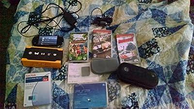Sony Psp-2001 Black Handheld System