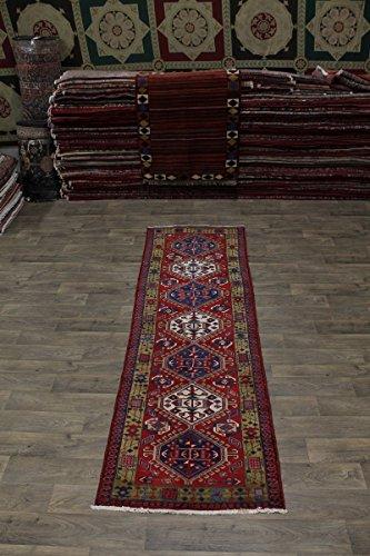 Admin Rugs Unusual Design Hallway Gharajeh Meshkin Persian Area Rug Oriental Carpet 3X10