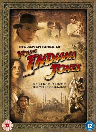 - The Adventures Of Young Indiana Jones Vol.3 (10-Disc-Set) [DVD]