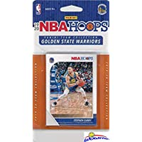 Golden State Warriors 2019/20 Panini Hoops NBA Basketball EXCLUSIVE Factory Sealed Limited Edition 10 Card Factory Sealed Team Set with Stephen Curry, Draymond Green, Klay Thompson & More! WOWZZER!