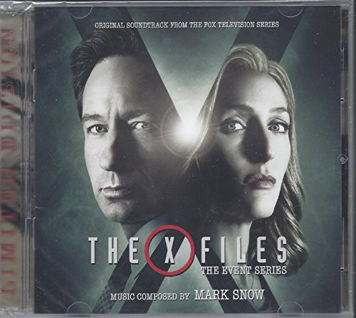 Price comparison product image The X Files: The Event Series