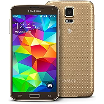 samsung galaxy s5 sm g900a 16gb 4g lte gsm at