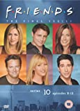 Friends: Series 10, Episodes 9 - 12 [DVD] [1995]