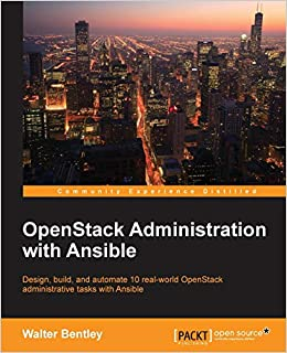 Buy OpenStack Administration with Ansible Book Online at Low Prices
